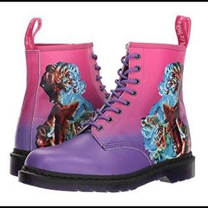 Dr. Martens 1460 Technique Boots Offers Considered